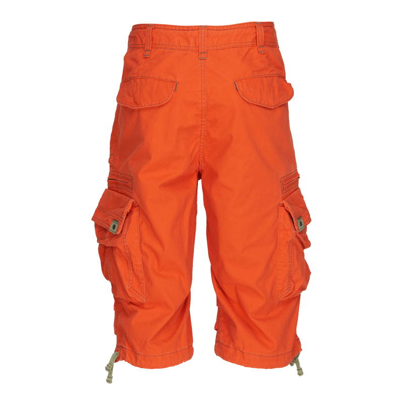 CARGO KNICKERS til mænd fra MOLECULE - DRAWN TOGETHERS 45056 - Orange