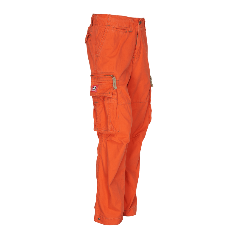 50005 - XL - ORANGE : Molecule Ankle Busters