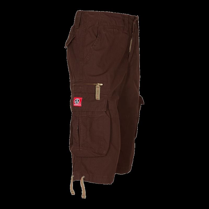 CARGO KNICKERS til mænd fra MOLECULE - KICKFLIPS 50006 - Brown
