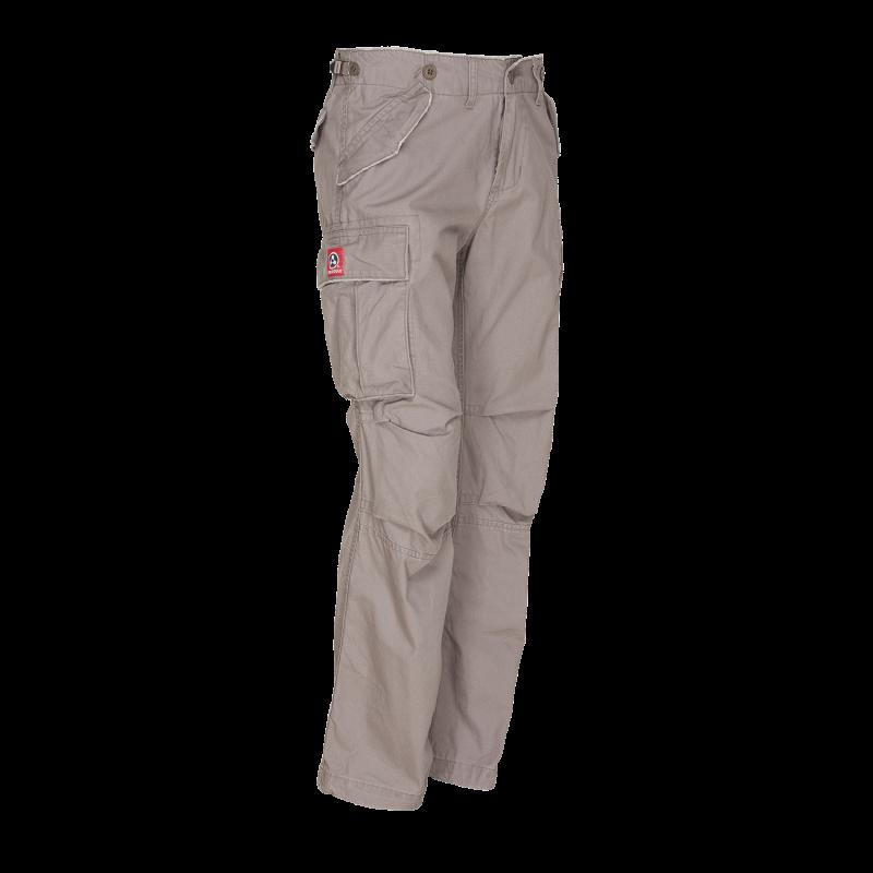 54002 - XL - GRÅ : Molecule Board Pants