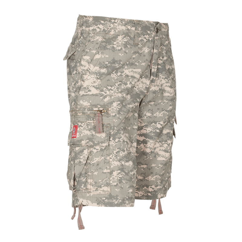 CARGO SHORTS fra MOLECULE - DUAL FEATHERWEIGHTS 55001 - Digital Camo