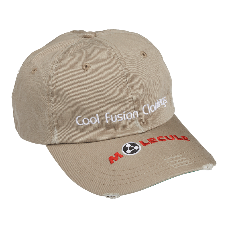 CAP : RIPTIDE - Beige - Fitted