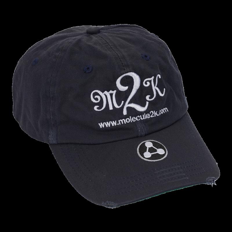 CAP : AMPED M2K - Navy Blå - Fitted