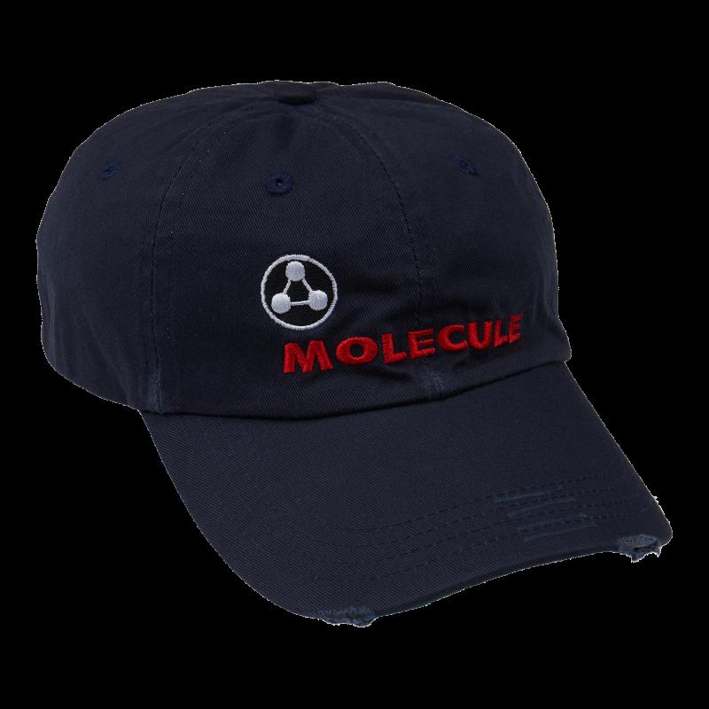 CAP : TREFLIP - Navyblå - Fitted