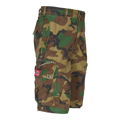 MOLECULE CARGO SHORTS - ORIGINALS 45020 - WOODLAND C5