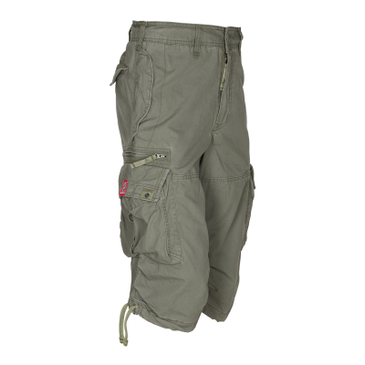 MOLECULE CARGO KNICKERS - DRAWN TOGETHERS 45056 - OLIVE GREEN C4