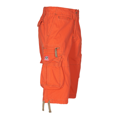 MOLECULE CARGO KNICKERS - KICKFLIPS 50006 - ORANGE C12