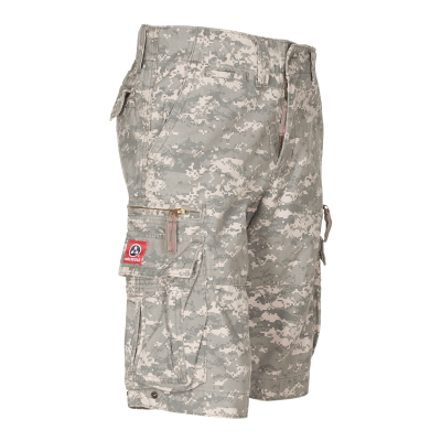MOLECULE CARGO SHORTS - BIG SIZE CRUISERS - 52010 - DIGITAL CAMO C24