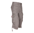 CARGO KNICKERS til mænd fra MOLECULE - DRAWN TOGETHERS 45056 - Grey