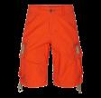CARGO SHORTS fra MOLECULE - DUAL FEATHERWEIGHTS 55001 - Orange