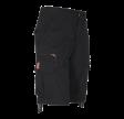 CARGO SHORTS fra MOLECULE - DUAL FEATHERWEIGHTS 55001 - BLACK