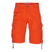 MOLECULE CARGO SHORTS - FEATHERWEIGHTS 55002 - ORANGE C12