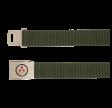 MOLECULE BÆLTE - QUICK RELEASE B06 - OLIVE GREEN C4