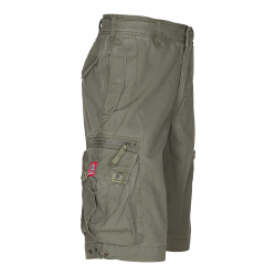 45020 - L - OLIVE GREEN : Molecule Originals