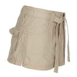 45057 - BEIGE : Molecule Snuggies Skirt