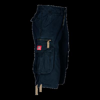 CARGO KNICKERS til mænd fra MOLECULE - KICKFLIPS 50006 - Navy Blue