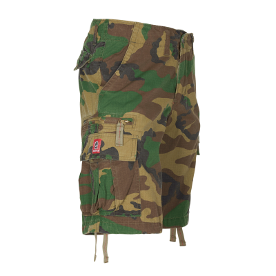 xCARGO SHORTS fra MOLECULE - DUAL FEATHERWEIGHTS 55001 - Woodland
